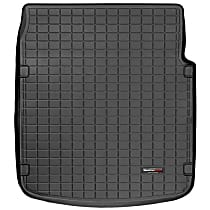 40494 Weathertech DigitalFit Cargo Mat - Black, Thermoplastic, Molded Cargo Liner, Direct Fit, Sold individually
