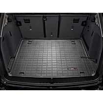 40497 Weathertech DigitalFit Cargo Mat - Black, Thermoplastic, Molded Cargo Liner, Direct Fit, Sold individually