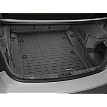 40527 Weathertech DigitalFit Cargo Mat - Black, Thermoplastic, Molded Cargo Liner, Direct Fit, Sold individually