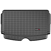 40539 Weathertech DigitalFit Cargo Mat - Black, Thermoplastic, Molded Cargo Liner, Direct Fit, Sold individually