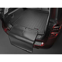 40539SK Weathertech DigitalFit Cargo Mat - Black, Thermoplastic, Molded Cargo Liner, Direct Fit, Sold individually