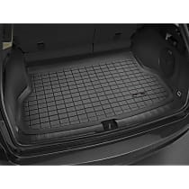 40577 Weathertech DigitalFit Cargo Mat - Black, Thermoplastic, Molded Cargo Liner, Direct Fit, Sold individually