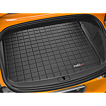40596 Weathertech DigitalFit Cargo Mat - Black, Thermoplastic, Molded Cargo Liner, Direct Fit, Sold individually