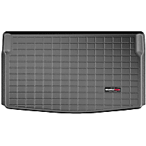 40629 Weathertech DigitalFit Cargo Mat - Black, Thermoplastic, Molded Cargo Liner, Direct Fit, Sold individually