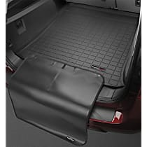 40629SK Cargo Liner Series Cargo Mat - Black, Made of Rubber, Molded Cargo Liner, Sold individually