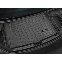 40648 Weathertech DigitalFit Cargo Mat - Black, Thermoplastic, Molded Cargo Liner, Direct Fit, Sold individually