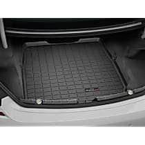 40653 Weathertech DigitalFit Cargo Mat - Black, Thermoplastic, Molded Cargo Liner, Direct Fit, Sold individually
