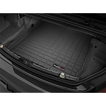 40654 Weathertech DigitalFit Cargo Mat - Black, Thermoplastic, Molded Cargo Liner, Direct Fit, Sold individually