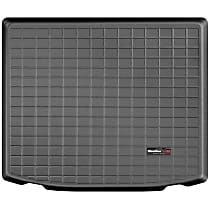 40656 Weathertech DigitalFit Cargo Mat - Black, Thermoplastic, Molded Cargo Liner, Direct Fit, Sold individually