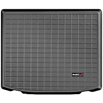 Weathertech DigitalFit 40656 Cargo Mat - Black, Thermoplastic, Molded Cargo Liner, Direct Fit, Sold individually