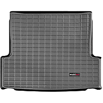 40657 Weathertech DigitalFit Cargo Mat - Black, Thermoplastic, Molded Cargo Liner, Direct Fit, Sold individually