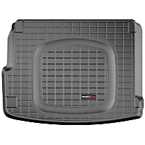 40660 Weathertech DigitalFit Cargo Mat - Black, Thermoplastic, Molded Cargo Liner, Direct Fit, Sold individually