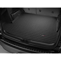40692 Weathertech DigitalFit Cargo Mat - Black, Thermoplastic, Molded Cargo Liner, Direct Fit, Sold individually