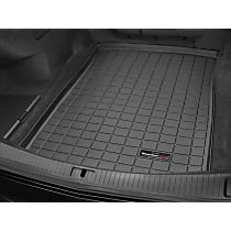 Weathertech DigitalFit 40698 Cargo Mat - Black, Thermoplastic, Molded Cargo Liner, Direct Fit, Sold individually