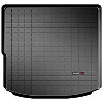 40714 Weathertech DigitalFit Cargo Mat - Black, Thermoplastic, Molded Cargo Liner, Direct Fit, Sold individually