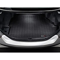 40732 Weathertech DigitalFit Cargo Mat - Black, Thermoplastic, Molded Cargo Liner, Direct Fit, Sold individually
