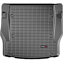 40747 Weathertech DigitalFit Cargo Mat - Black, Thermoplastic, Molded Cargo Liner, Direct Fit, Sold individually