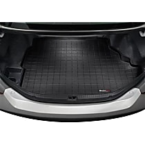 40773 Weathertech DigitalFit Cargo Mat - Black, Thermoplastic, Molded Cargo Liner, Direct Fit, Sold individually