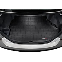 40799 Weathertech DigitalFit Cargo Mat - Black, Thermoplastic, Molded Cargo Liner, Direct Fit, Sold individually