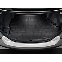 40819 Weathertech DigitalFit Cargo Mat - Black, Thermoplastic, Molded Cargo Liner, Direct Fit, Sold individually