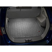 40852 Weathertech DigitalFit Cargo Mat - Black, Thermoplastic, Molded Cargo Liner, Direct Fit, Sold individually