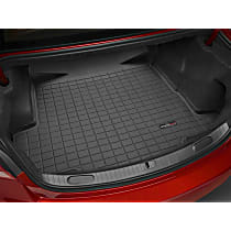 40891 Weathertech DigitalFit Cargo Mat - Black, Thermoplastic, Molded Cargo Liner, Direct Fit, Sold individually