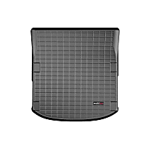40972 Cargo Liner Series Cargo Mat - Black, Made of Rubber, Molded Cargo Liner, Sold individually