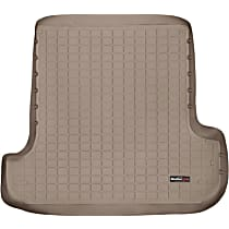 Weathertech DigitalFit 41071 Cargo Mat - Tan, Thermoplastic, Molded Cargo Liner, Direct Fit, Sold individually