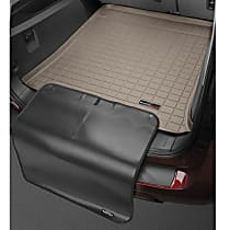 Weathertech CargoTech 411259SK Cargo Mat - Tan, Made of Rubber, Molded Cargo Liner