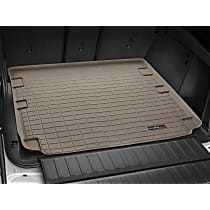 Weathertech Cargo Liner 411302 Cargo Mat - Tan, Made of Rubber, Molded Cargo Liner, Direct Fit, Sold individually