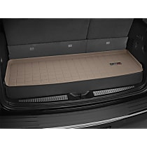 Weathertech Cargo Liner 411330 Cargo Mat - Tan, Made of Rubber, Molded Cargo Liner, Direct Fit, Sold individually