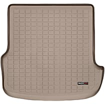 41145 Weathertech DigitalFit Cargo Mat - Tan, Thermoplastic, Molded Cargo Liner, Direct Fit, Sold individually
