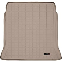 Weathertech DigitalFit 41255 Cargo Mat - Tan, Thermoplastic, Molded Cargo Liner, Direct Fit, Sold individually