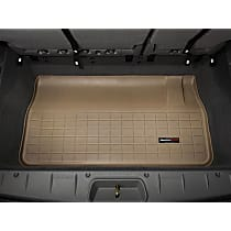 Weathertech DigitalFit Cargo Mat - Tan, Thermoplastic, Molded Cargo Liner, Direct Fit, Sold individually