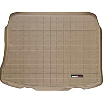 41394 Weathertech DigitalFit Cargo Mat - Tan, Thermoplastic, Molded Cargo Liner, Direct Fit, Sold individually