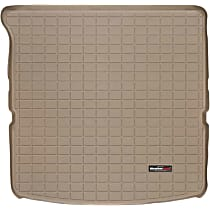 Weathertech DigitalFit 41398 Cargo Mat - Tan, Thermoplastic, Molded Cargo Liner, Direct Fit, Sold individually