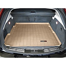 Weathertech DigitalFit 41447 Cargo Mat - Tan, Thermoplastic, Molded Cargo Liner, Direct Fit, Sold individually