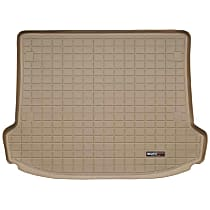 Weathertech DigitalFit 41448 Cargo Mat - Tan, Thermoplastic, Molded Cargo Liner, Direct Fit, Sold individually