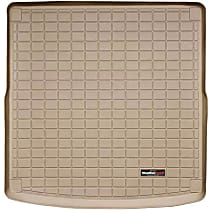 41466 Weathertech DigitalFit Cargo Mat - Tan, Thermoplastic, Molded Cargo Liner, Direct Fit, Sold individually