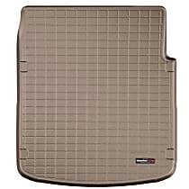 41494 Weathertech DigitalFit Cargo Mat - Tan, Thermoplastic, Molded Cargo Liner, Direct Fit, Sold individually