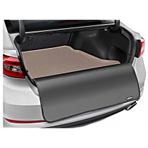 41494SK Cargo Liner Series Cargo Mat - Tan, Made of Rubber, Molded Cargo Liner, Sold individually