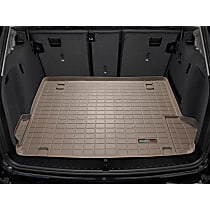 41497 Weathertech DigitalFit Cargo Mat - Tan, Thermoplastic, Molded Cargo Liner, Direct Fit, Sold individually