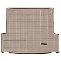 41657 Weathertech DigitalFit Cargo Mat - Tan, Thermoplastic, Molded Cargo Liner, Direct Fit, Sold individually