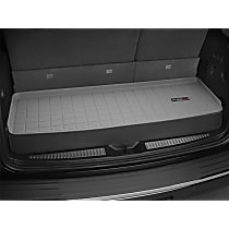 Weathertech Cargo Liner 421330 Cargo Mat - Gray, Made of Rubber, Molded Cargo Liner, Direct Fit, Sold individually