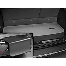 Weathertech Cargo Liner 421330SK Cargo Mat - Gray, Made of Rubber, Molded Cargo Liner, Direct Fit, Sold individually