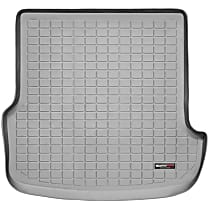 42145 Weathertech DigitalFit Cargo Mat - Gray, Thermoplastic, Molded Cargo Liner, Direct Fit, Sold individually
