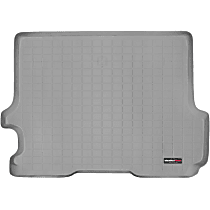 42188 Weathertech DigitalFit Cargo Mat - Gray, Thermoplastic, Molded Cargo Liner, Direct Fit, Sold individually