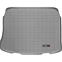 42394 Weathertech DigitalFit Cargo Mat - Gray, Thermoplastic, Molded Cargo Liner, Direct Fit, Sold individually