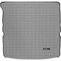 Weathertech DigitalFit 42398 Cargo Mat - Gray, Thermoplastic, Molded Cargo Liner, Direct Fit, Sold individually