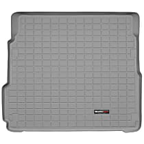 Weathertech DigitalFit 42447 Cargo Mat - Gray, Thermoplastic, Molded Cargo Liner, Direct Fit, Sold individually